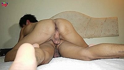 Cute Thai Twink Railed Behind