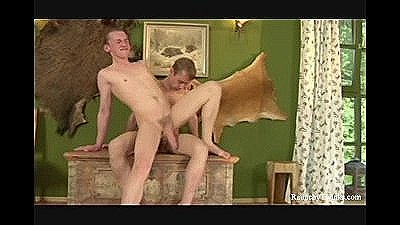 Two Horny Twinks In Hardcore Fuck