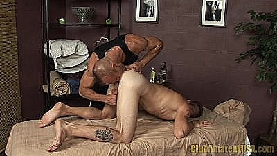 Oral Massage At Clubamateurusa