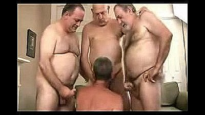Daddies Orgy And Sex