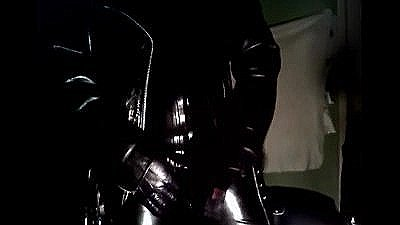 Leather Rubber Piss Drink