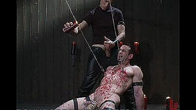Jason Miller Ripped And Ready For Hard Punishment