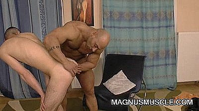 Randy Jones - Ripped Muscle Dude Destroying A Tight Twink Ass
