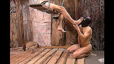 Ready To Spy Upon Ropes And Sex - Scene 4