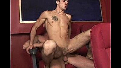 Bareback At The Movies - Scene 2