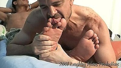 Jerome`s Foot Worship - Mike And Jerome