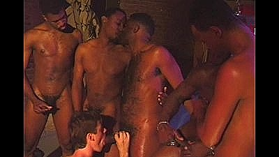 Black Raven Gang Bang 2 - Part 2