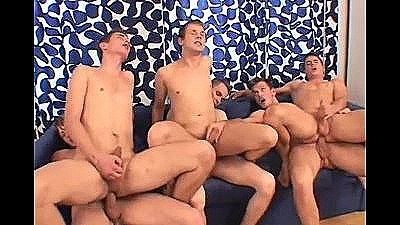 Six Fags Magic Mount Him - Scene 1