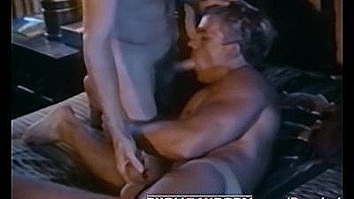 Johnny Dawes Fucks Eric Stryker In Knockout (1983) - Vintage Gay Porn