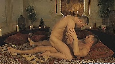 Partners Enjoy Gay Kama Sutra
