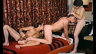 Vintage Military School Threeway With Jack Wrangler (junior Cadets)