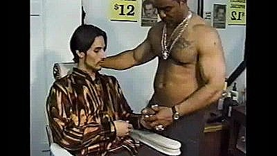 Big Uncut Dick Papi Songo`s Barrio Barbershop