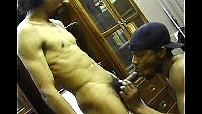 Big Black Daddies - Scene 1