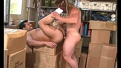Chad Connors Fuck Ben Campezzi In Muscle Men Moving Company Inc 1 Scene 2