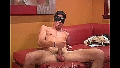 Blindfolded Hunk - Hothunkstrip.com