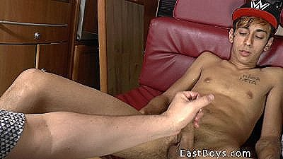 Caravan Boys 2015 - Handjob Adventure