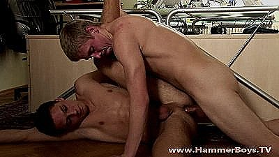 Ready To Fuck - Heath Denson And Justin Conway From Hammerboys Tv