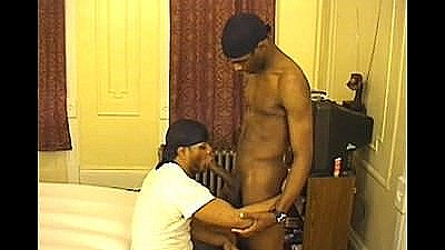 Big Black Daddies - Scene 3