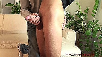 Nasty Straight Guy Honza Sykora Gets Handjob From Hammerboys Tv