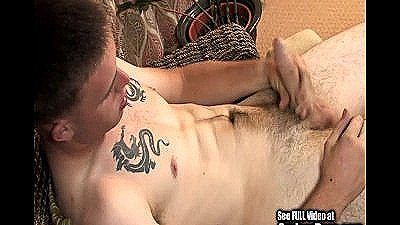 Bi-curious Country Boy Brad Fucks His Fleshlight