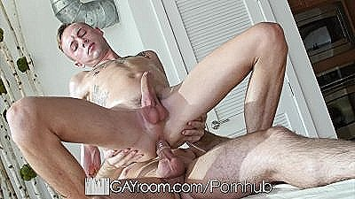 Gayroom - Horny Daniel Duress   Sean Christopher Get Hardcore