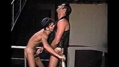 Glory Holes 5 Leather Mania - Scene 1