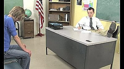 Sex Lessons For A Teacher`s Aide