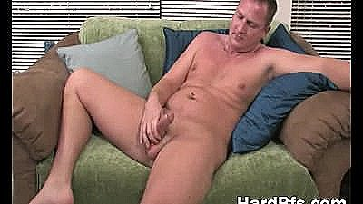 Older Man Masturbates And Cums