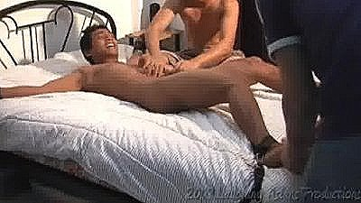 Spike Naked And Tickled