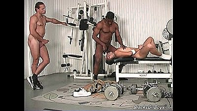 Black Guys Fucking A White Dude At The Guy