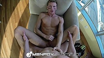 Menpov Hot Guy Gets Caught Roughing The Passer