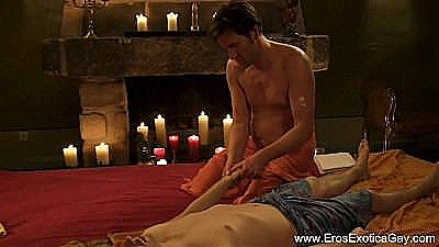 Erotic Tantra Massage Part 1