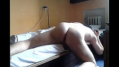 Young Horny Boy And His Perfect Ass