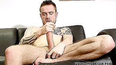 Tattooed Stud Nick Oval