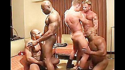 Group With And Blk Wild