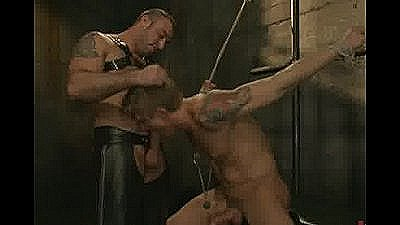 Spencer Reed Takes His Reallife Partner Phillip Aubrey On A Bdsm Journey