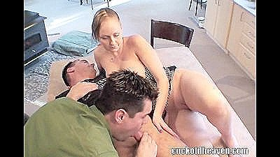 Chastity Cuckold Kitchen