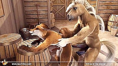 Fox In The Stable Yiff