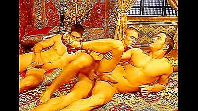 Bi Arabian Threesome