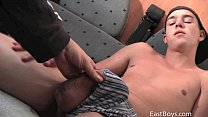 Cute Boy - Handjob Adventure