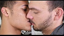 Manroyale - Jason Maddox Pounds Horny Bottom Ke...