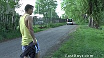 Caravan Boys 2014 - Handjob Adventure 2