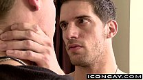 Young Casey Is Held Down By Hunky Ty While Bein...