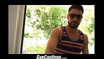 Gaycastings Furry Spanish Guy Wants To Be A Por...