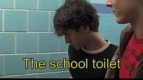 School Bathroom Story